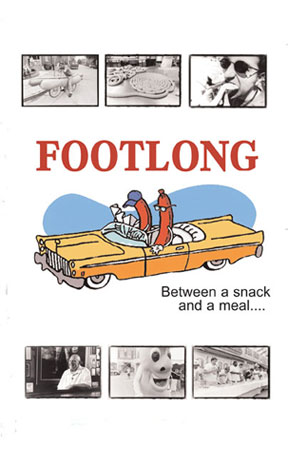 Footlong Front Cover